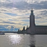 Ратуша в Стокгольме :: Елена