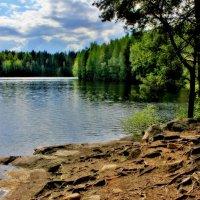 Суоми... мир озер. :: Loiste H.