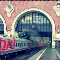 вокзал :: Natalia Mihailova