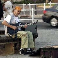 солист джаз банд :: Ефим Хашкес