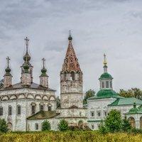 Церкви Дмитрия Солунского и Сергия Радонежского :: -somov -
