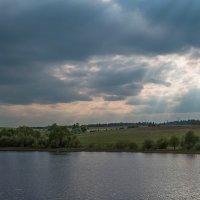 Пейзажи Спасского водохранилища :: Сергей Цветков