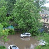 Дождь... :: Владимир Павлов