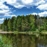 Рыболовные места (2) :: Милешкин Владимир Алексеевич