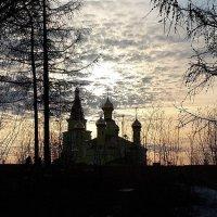 Вечер над городом :: Вера