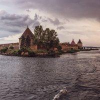 Шлиссельбургская крепость «Орешек» :: Valeriy Piterskiy