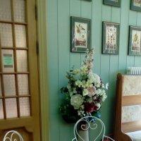 Интерьер кафе в Летнем саду. (Санкт-Петербург) :: Светлана Калмыкова
