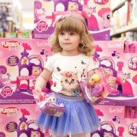 Живая кукла Барби :: Светка Футболистка