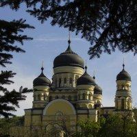 В монастыре Хынку, Молдова :: Юля Колосова