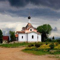 Церковь в с. Годеново Ярославская обл. :: Victor Klyuchev