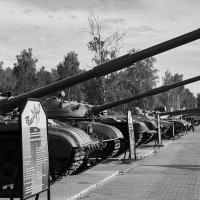 Открытый музей военной техники :: Яна Васильева