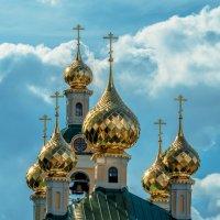 На небе :: Андрей Холенко