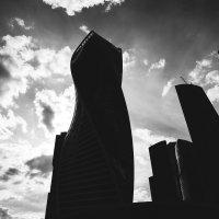 Москва Сити :: Кристина Лебедева