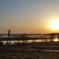 Арзамас.Река Теша. Апрель. :: Andrey Stolyarenko