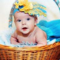Фотосъемка младенцев в Самаре :: марина алексеева