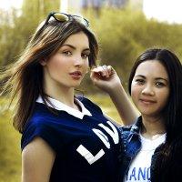 девушки :: Дмитрий17034