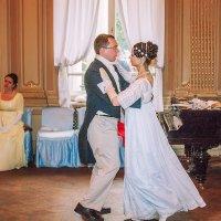 Марыся и Наполеон - Двойной ампирный бал! :: Александр тарасенко