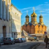 Москва. Храм на Варварке. :: Виталий Лабзов