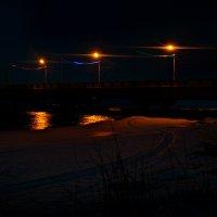 ночной мост :: Валерия Воронова