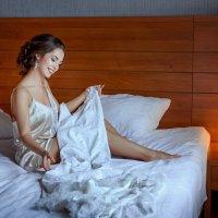 утро невесты :: Снежана Горькая