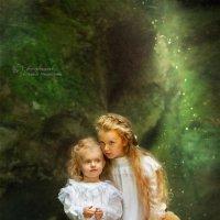 Две сестры :: Алёна Лютая