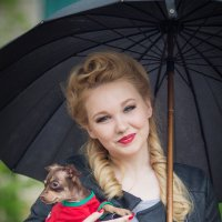 Кристина :: Sasha Bobkov