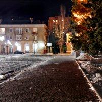 ночной город :: анатолий грицаенко