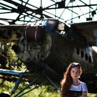 Ангелы и аэропланы :: Vladislava Gorbovskaya