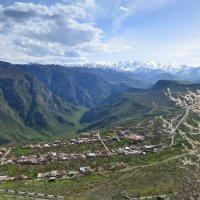 Армения. Вид на Алидзор (смотровая площадка канатной дороги Крылья Татева) :: Надежда Водорезова