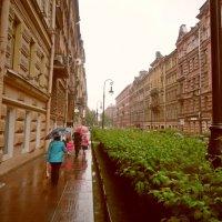 Что за Питер без дождей?! :: Vladimir Semenchukov