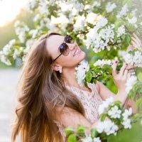 Девушка весна :: Нина Рубан