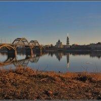 Рыбинск :: Дмитрий Анцыферов