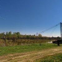 Мост через реку Иня . :: Мила Бовкун