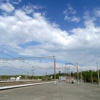 Железная дорога...Новосибирск - Искитим . :: Мила Бовкун