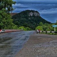 дорога в Миньяр :: Олеся Ушакова
