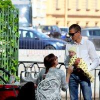 И в Летний сад гулять водил... :: Ирина Фирсова