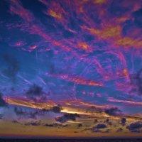 Небо :: Людвикас Масюлис