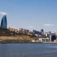 Баку, бульвар. :: Эмиль Абд