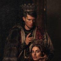 Царство. Король и королева :: Татьяна Семёнова