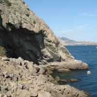 Море,скалы. :: Павел Н
