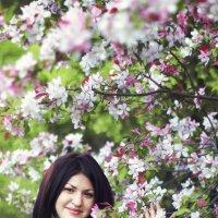 Весеннее настроение :: Ксения Серебрякова