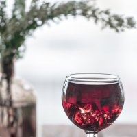 Бокал вина :: Майя К
