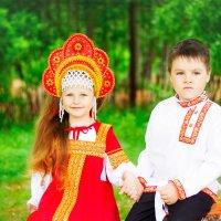 Василиса и Елисей :: Надежда Мальцева/Хабарова