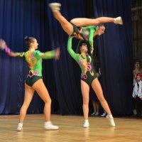 Спортивный танец :: Ростислав