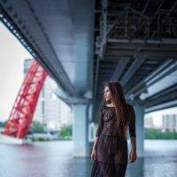под мостом.. :: Татьяна Просина