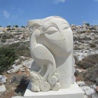 в парке скульптур,Кипр :: tgtyjdrf
