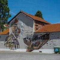 Уличное исскуство Лиссабона :: Константин Шабалин