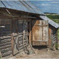 Вот моя деревня . :: Игорь Абламейко