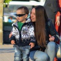 Мамочка и сын :: cfysx