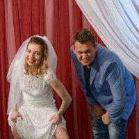 На свадебной выставке))))))) :: Василий Малыш